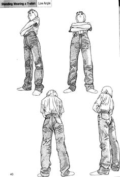 TIL How to Draw Manga ✤ || CHARACTER DESIGN REFERENCES | キャラクターデザイン Find more at https://www.facebook.com/CharacterDesignReferences if you're looking for: #lineart #art #character #design #illustration #expressions #best #animation #drawing #archive #library #reference #anatomy #traditional #sketch #development #artist #pose #settei #gestures #how #to #tutorial #conceptart #modelsheet #cartoon || ✤