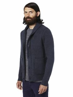 THE BURREL CARDIGAN