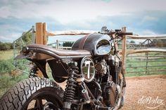 deBolex Mk4 - Honda CB750 Sevenfifty - deBolex London