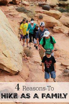4 reasons to go on a family hike