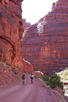 Kokopelli Trail, Utah #montagueworld