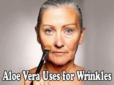 Aloe Vera Uses for Wrinkles - Medi Hints