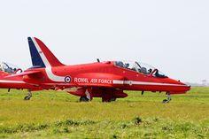 Red Arrows - BAe Hawk T1 (XX266)