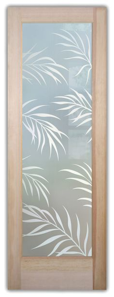 Shop our glass entry doors. Customize your glass doors with a wide variety of quality designs to fit any decor. Start exploring your glass doors options now! Exterior Doors With Glass, Entry Doors With Glass, Glass Doors, Art Deco Borders, Lake Arrowhead, Winter Trees, Front Entry, Aquarium Fish, Frosted Glass