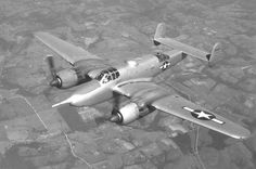 The Beechcraft XA-38 Grizzly was a United States ground attack aircraft, fitted with a forward-firing 75 mm cannon to attack heavily armored targets.