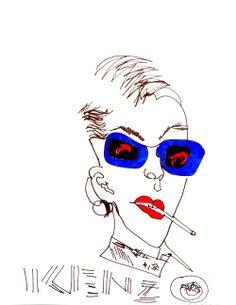 belle BRUT: Drawing again… #Kenzo, variations on a theme. © belle BRUT 2014 http://bellebrut.tumblr.com/post/80792259264/belle-brut-variations-on-a-theme-kenzo-love