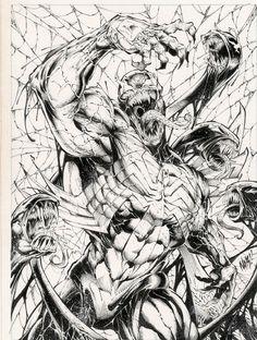 Venom Bursts Free - Nar, in EricWilkinson's Nar Comic Art Gallery Room - 988475