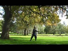 ▶ 18 Forms Tai Chi Qigong (shi ba shi) Beginners Introductory Full Form - YouTube