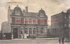 Limehouse Library 1902