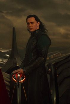 Loki is clearly the better pilot.<<