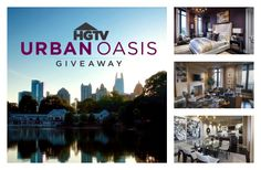 Now that you've toured every room, can you picture yourself in the HGTV Urban Oasis 2014?  It could be yours but first you have to enter.  From now until October 10, 2014 (5pmET), you can enter twice online per day — once on HGTV.com and once on FrontDoor.com — for a chance to win:  http://www.hgtv.com/urban-oasis/hgtv-urban-oasis-2014-giveaway-enter/index.html?soc=UO14