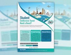 "Check out new work on my @Behance portfolio: ""Flyers (i)""…"