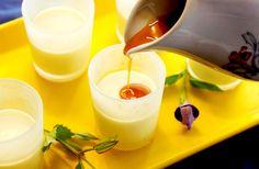 Pudim de leite de colher
