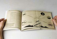Volta magazine layout