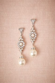 Petite Flora earrings BHLDN
