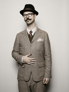"Mr B The Gentleman Rhymer: ""Face the world with the damnedest dance"""
