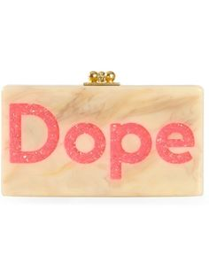 Shop Edie Parker 'Jean Dope' clutch in The Webster from the world's best independent boutiques at farfetch.com. Shop 300 boutiques at one address.