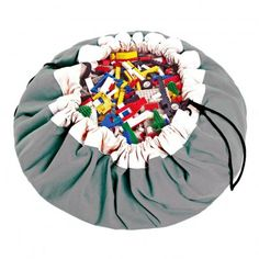 Bag and Play carpet Light grey  Play and Go -32€