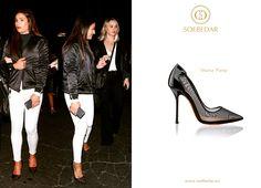 Spotted #CelebsInSoebedar💋🙌 @msleamichele rockin Soebedar 'Shania' pump to Beyoncé Concert in LA #Soebedar #Shaniapump