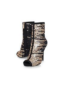 d3df9b397095 View product Carvela Glamour high heel ankle boots