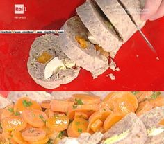 La prova del cuoco | Ricetta polpettone con carote al burro di Alessandra Spisni