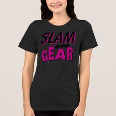 SLAM ONE GEAR T-Shirt - diy cyo personalize design idea new special custom