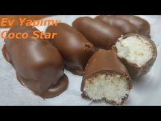 Ev Yapımı Coco star & Homemade Coco star Recipe (11) - YouTube