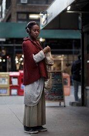 On The Street…. Lafayette St., New York #thesartorialist #layers