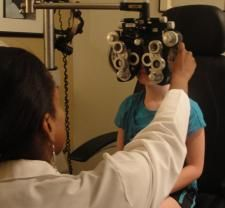 School vision screenings do not detect all vision problems.