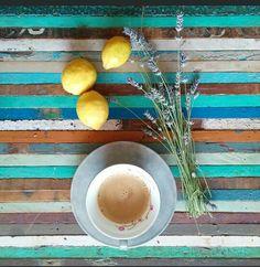 Cafe a media tarde