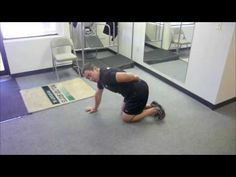 Dynamic Warm Up - Hip Mobility Circuit