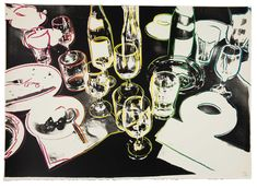 After The Party (1979) by Andy Warhol.-