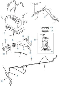 2007 jeep wrangler sport exhaust manifold parts diagram - Google Search