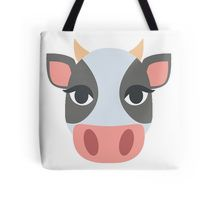 Cow Emoji Tote Bag