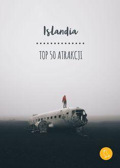 Islandia TOP 50 atrakcji