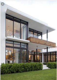 Privacy balcony or deck ideas (Contemporary modern)