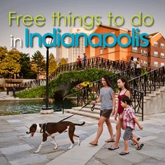 More free stuff to do in Indianapolis.