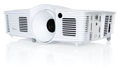 Purchase Optoma DLP Home Theater Projector with big discount! Fast shipping for Optoma DLP Home Theater Projector Best Cheap Projector, Best Outdoor Projector, Best Home Theater Projector, Projector Price, Full Hd Projector, Projector Reviews, Home Theater Setup, Movie Projector, Home Theater Speakers