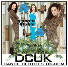 Buy this leopard print catsuit for a celebrity look from DCUK  £44.99