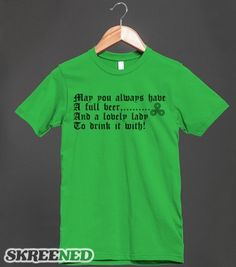 Irish Saying Series - Pauly's Cool T's - Skreened T-shirts, Organic Shirts, Hoodies, Kids Tees, Baby One-Pieces and Tote Bags