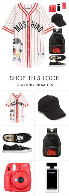 """""""."""" by owl00 ❤ liked on Polyvore featuring Moschino, rag & bone, Vans, Givenchy, Fuji and Narciso Rodriguez"""