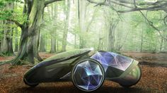 Toyota FV2, concept, Toyota, ecosafe, electric cars, review, display, test drive, forest