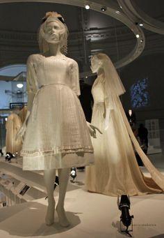 Exhibition: V&A - Wedding Dresses 1775-2014