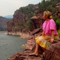 Flaming Gorge Utah so peaceful