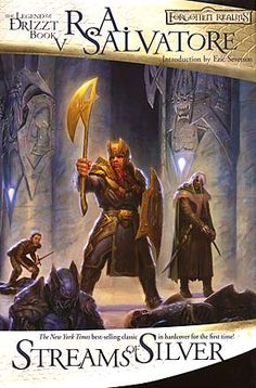 R.A. Salvatore - Icewind Dale Trilogy Book 2 - Streams of Silver