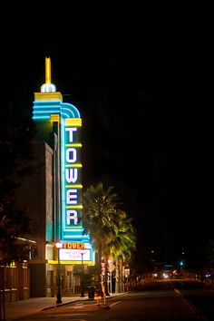 Tower theater in Roseville