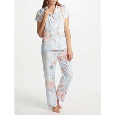 0fa142c3f40ca BuyJohn Lewis Cassie Floral Print Short Sleeve Pyjama Set