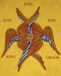 The Archangels oversee and guide Guardian Angels who are with us on earth. The most widely known Archangel Gabriel, Michael, Raphael, and Uriel. Angel Hierarchy, Order Of Angels, Seraph Angel, Seraphin, Angel Readings, Archangel Gabriel, Byzantine Icons, Orthodox Christianity, Guardian Angels