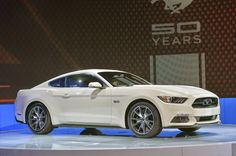 """2015 Mustang Will Be Featured In The Documentary """"A Faster Horse"""""""