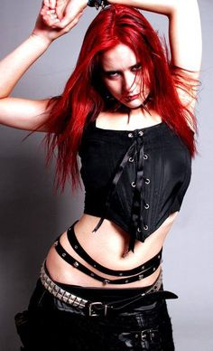Gea: http://www.metaladies.com/friends/gea/
